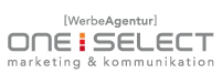 WerbeAgentur ONE SELECT Logo